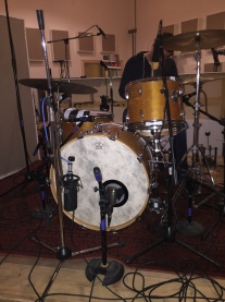 et voila, drums geprept.